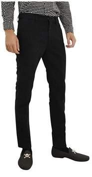Marc by Marc Jacobs Mens Black Cotton Pants.