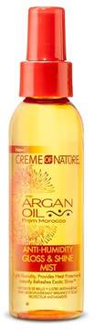 Crème of Nature Argan Oil Anti-Humidity Glass & Shine Mist Hair Glosses - 4 oz