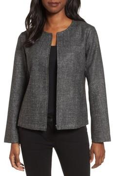 Eileen Fisher Women's Tweed Jacket