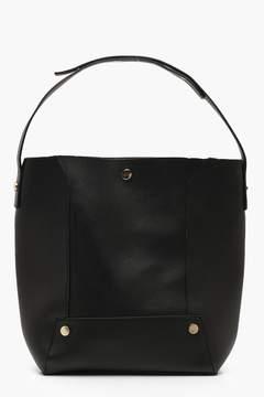 boohoo Panel Detail Shopper Daybag
