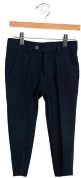 Appaman Fine Tailoring Boys' Tweed Straight-Leg Bottoms