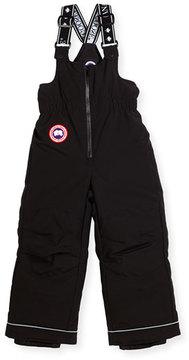 Canada Goose Thunder Waterproof Winter Pants, Black, Size 2-7