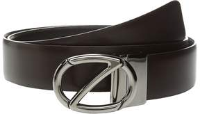 Z Zegna Reversible BPOLG1 H35mm Belt Men's Belts