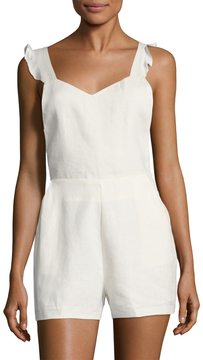 Dolce Vita Women's Estella Cross Strap Romper