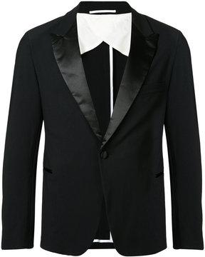 ESTNATION casual one button blazer