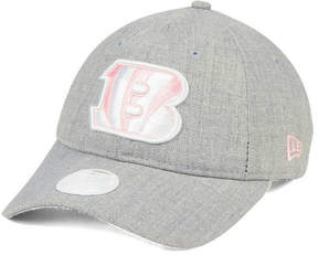 New Era Women's Cincinnati Bengals Custom Pink Pop 9TWENTY Cap