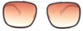 Steve Madden Women's Unisex Aviator Sunglasses