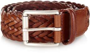 Andersons ANDERSON'S Woven-leather belt