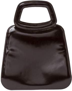 Giorgio Armani Patent leather handbag