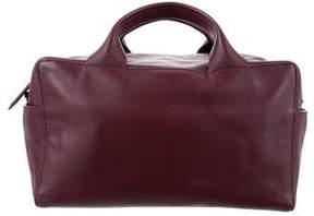 Reed Krakoff Track Leather Satchel