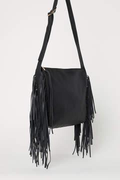 H&M Bag with Fringe - Black