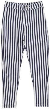 boohoo Girls Stripe Skinny Jean