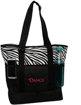 Horizon Zebra Tote Bag
