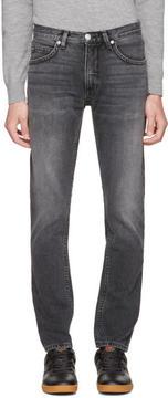 Helmut Lang Grey Mr. 87 Jeans