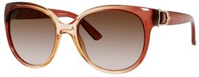Safilo USA Gucci 3679 Oval Sunglasses