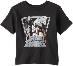 Star Wars Toddler Boy Episode VII The Force Awakens Tee