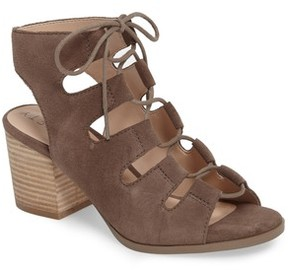 Sole Society Women's Rae Block Heel Sandal