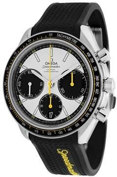Omega Speedmaster O32632405004001 Men's Stainless Steel Analog Watch Chronograph