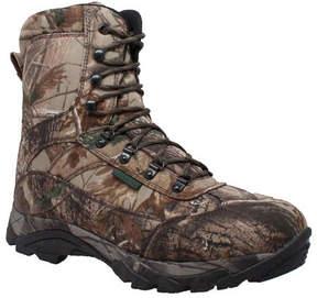 AdTec Men's 9638 10 Waterproof Realtree 800G Camo Boot