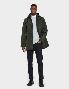 NATIVE YOUTH Sedgemoor Jacket in Green