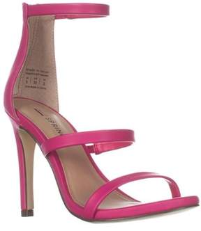 Call it SPRING Astoelian Triple Strap Dress Sandals, Fushia.