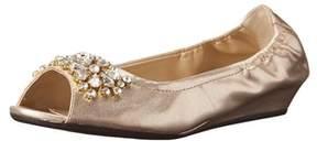 Adrienne Vittadini Footwear Women's Kody Ballet Flat.
