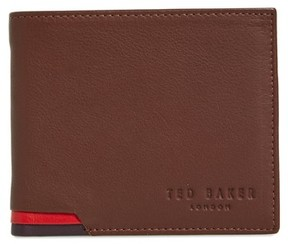 Ted Baker Men's Corcoin Leather Wallet - Brown