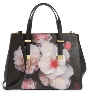 Ted Baker Large Abeliaa Chelsea Lady Adjustable Handle Shopper - Black