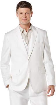 Cubavera Big & Tall Linen Pin Stitched Blazer