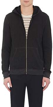 ATM Anthony Thomas Melillo Men's French Terry Zip-Front Hoodie