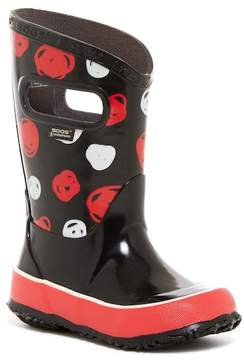 Bogs Sketch Dot Waterproof Rain Boot (Toddler & Little Kid)