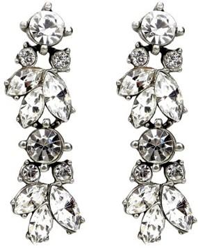 Ben-Amun Women's 'Crystal Vine' Drop Earrings