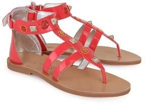 Miss Blumarine Gladiator Sandals