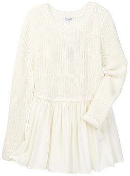Splendid Woven Tunic Sweater (Big Girls)