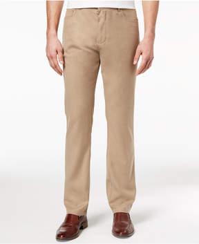 Ryan Seacrest Distinction Men's Slim-Fit Stretch Twill Five Pocket Pants, Created for Macy's