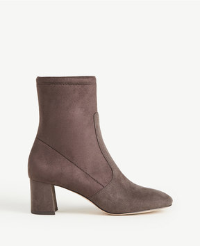 Ann Taylor Larissa Stretch Booties