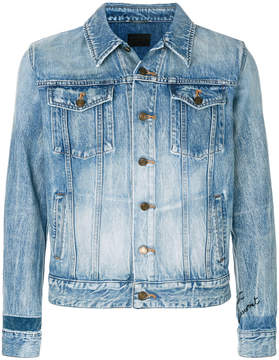 Saint Laurent classic denim jacket