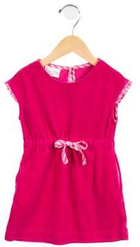 Rachel Riley Girls' Ruffled A-Line Dress