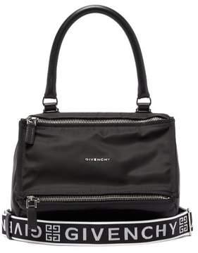 Givenchy Pandora Nylon Bag - Womens - Black