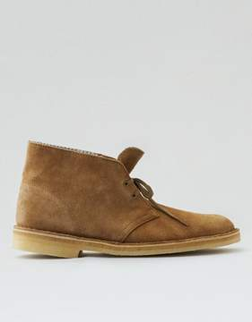 American Eagle Outfitters Clarks Suede Desert Boot