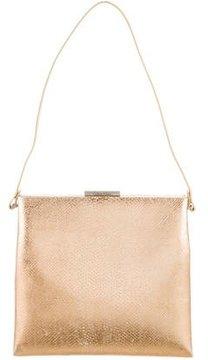 Calvin Klein Collection Metallic Frame Bag