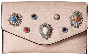 Steve Madden Crown Clutch Clutch Handbags