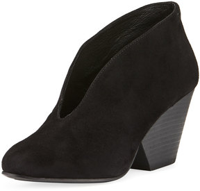 Eileen Fisher Iman Suede Ankle Boot