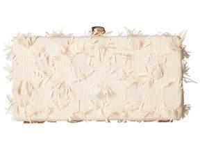 Deux Lux Bubbly Box Clutch Clutch Handbags