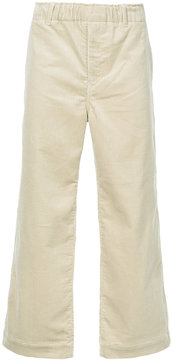 H Beauty&Youth corded bootcut trousers
