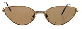 Cartier Rivoli Tinted Sunglasses