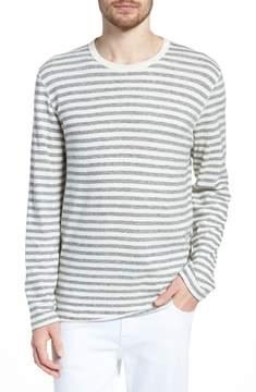 Billy Reid Stripe Long Sleeve Shirt