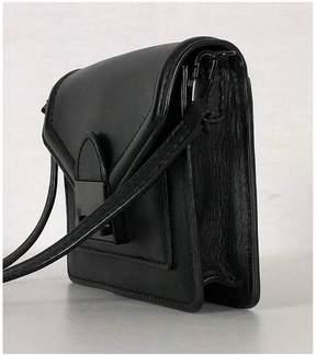 Loeffler Randall Black Mini Crossbody Handbag