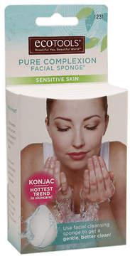 EcoTools Konjac Pure Complexion Facial Sponge, Sensitive Skin