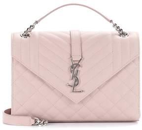 Saint Laurent Medium Envelope leather shoulder bag